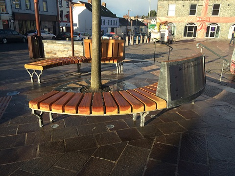 Galvanised Street Furniture